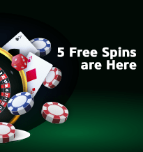 5 Free Spins are Here 5nodeposit.com