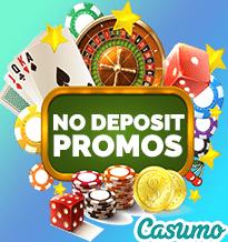 Casumo No Deposit Promos 5nodeposit.com