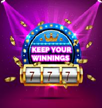 Keep Your Winnings 5nodeposit.com